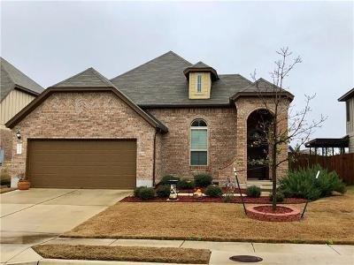 Single Family Home For Sale: 2001 Garretts Way