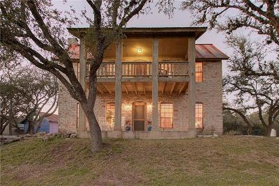 Hays County Single Family Home For Sale: 13200 Trail Driver St