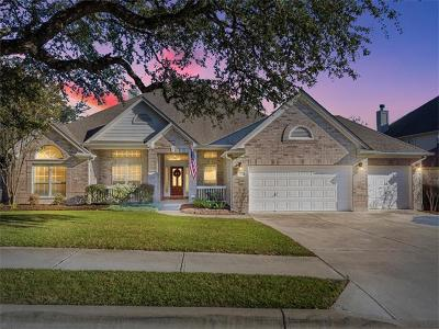Austin Single Family Home For Sale: 210 Monarch Ln