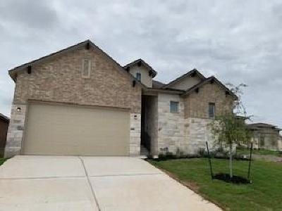Hutto Single Family Home For Sale: 113 Greenock Cv