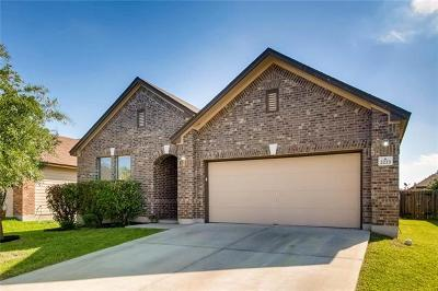 Georgetown Single Family Home Pending - Taking Backups: 2223 Howry Dr