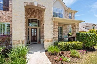 Leander Single Family Home For Sale: 2620 Raindance