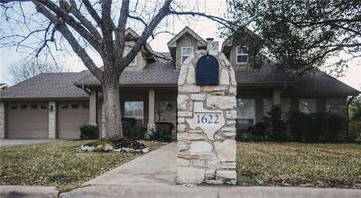 Taylor Single Family Home For Sale: 1622 Tammi Ln