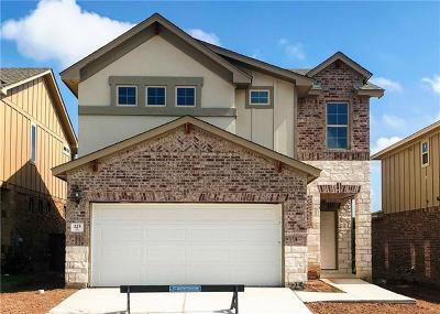 Round Rock Single Family Home Pending - Taking Backups: 3651 Sandy Brook Dr #225