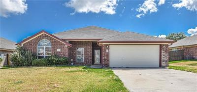 Killeen Single Family Home For Sale: 6202 Lolly Loop