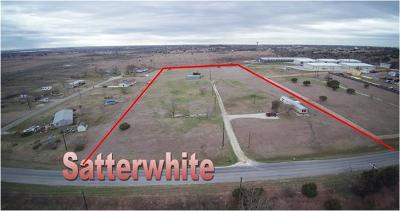 Buda Residential Lots & Land For Sale: 1220 Satterwhite Rd