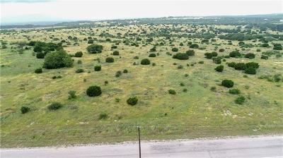 Burnet County Residential Lots & Land For Sale: Lot 69 Three Creeks Dr