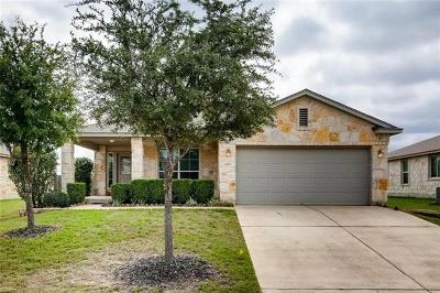 Leander Single Family Home For Sale: 1104 S Brook Dr