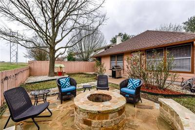 Travis County Single Family Home For Sale: 14761 Montoro Dr
