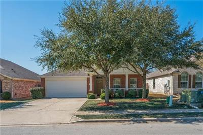 Leander Single Family Home Pending - Taking Backups: 213 King Elder Ln
