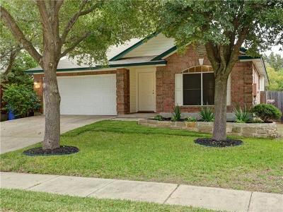 Cedar Park Single Family Home Pending - Taking Backups: 718 Leann Ln