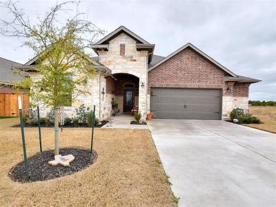 Leander  Single Family Home For Sale: 2104 Sauterne Dr