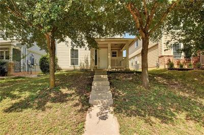 Austin TX Single Family Home For Sale: $276,000