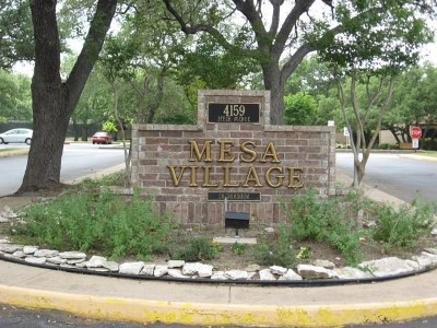 Travis County Condo/Townhouse For Sale: 4159 Steck Ave #282