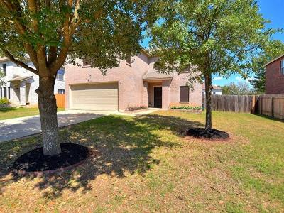 Leander Single Family Home Pending - Taking Backups: 304 Edgewood Cv