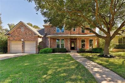 Round Rock Single Family Home Pending - Taking Backups: 18121 Whitewater Cv