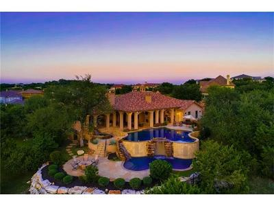 Austin Single Family Home For Sale: 115 Bella Strada Cv