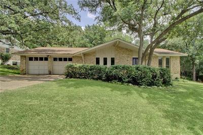Austin Single Family Home Pending - Taking Backups: 7907 Ceberry Dr