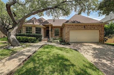 Austin Single Family Home For Sale: 5301 Eagle Trace Trl