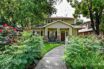Austin Single Family Home For Sale: 5103 Avenue G