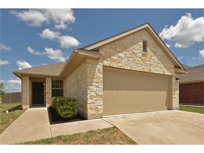 Buda Single Family Home Pending - Taking Backups: 113 Quarter Ave