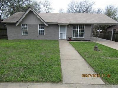 Single Family Home Pending - Taking Backups: 5708 Cedardale Dr