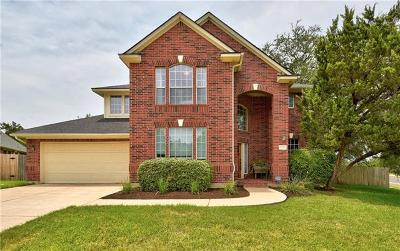 Hays County, Travis County, Williamson County Single Family Home For Sale: 9200 Pizarro Cv