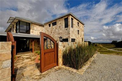 Burnet County, Lampasas County, Bell County, Williamson County, llano, Blanco County, Mills County, Hamilton County, San Saba County, Coryell County Farm For Sale: 1529 NW Sanctuary Ln
