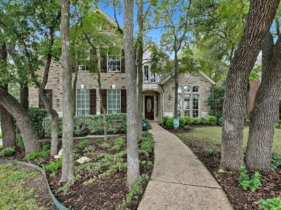 Round Rock Single Family Home For Sale: 1513 Weiskopf Loop