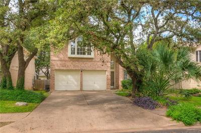 Travis County Single Family Home For Sale: 8008 Cheno Cortina Trl