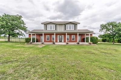 Hays County, Travis County, Williamson County Single Family Home For Sale: 5816 Turnersville Rd