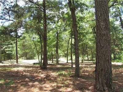 Bastrop County Residential Lots & Land For Sale: 128 Barras Rd