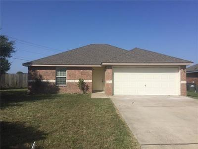 Williamson County Single Family Home Pending - Taking Backups: 820 Ruby Ct