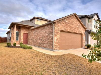 Travis County Single Family Home Pending - Taking Backups: 3708 Dover Ferry Xing