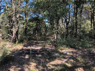 Manor Residential Lots & Land For Sale: 20700/20702/20704 Postoak Pkwy