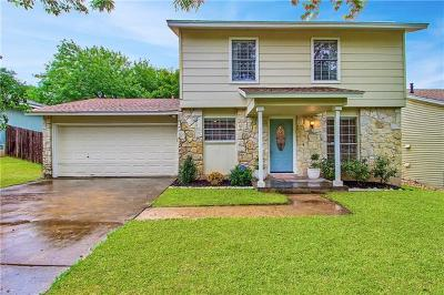 Austin TX Single Family Home For Sale: $339,900