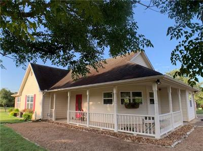 Bastrop Single Family Home For Sale: 120 Cutting Horse Trl