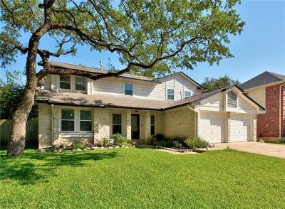 Austin Single Family Home For Sale: 6002 Abilene Trl