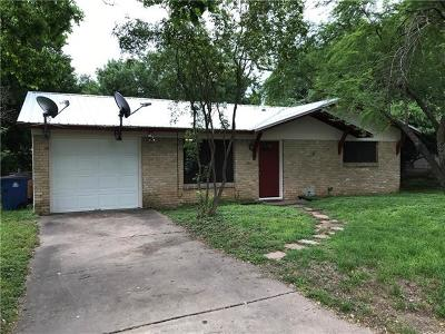 Single Family Home Pending - Taking Backups: 7703 East Crest Dr