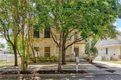 Hays County Single Family Home For Sale: 4562 Mather