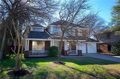 Hays County, Travis County, Williamson County Single Family Home Pending - Taking Backups: 2926 Wickersham Ln