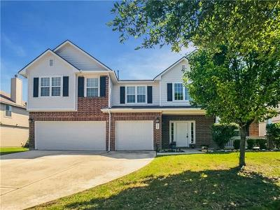 Kyle Single Family Home For Sale: 239 Hometown Pkwy