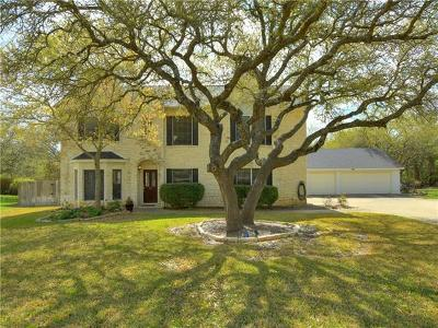Hays County, Travis County, Williamson County Single Family Home For Sale: 10100 Frio Cv