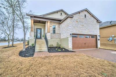 San Marcos Single Family Home For Sale: 403 Parkside Dr