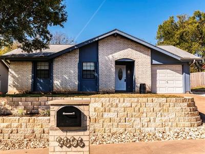 Single Family Home For Sale: 9806 Hansford Dr