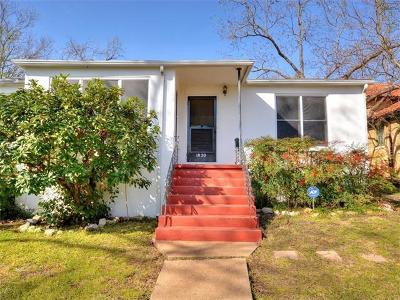 Hays County, Travis County, Williamson County Single Family Home For Sale: 1820 Kenwood Ave
