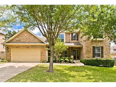 Cedar Park Single Family Home Coming Soon: 212 Water Oak Dr