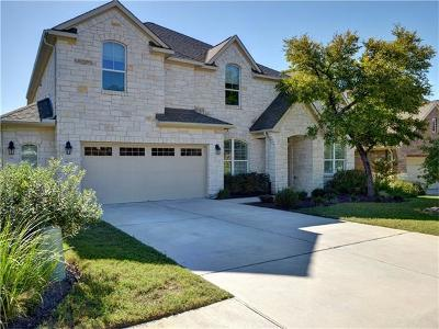 Austin Single Family Home For Sale: 8209 Turning Trl