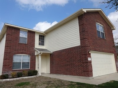 Hutto Rental For Rent: 210 Phillips St