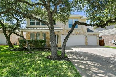 Round Rock Single Family Home For Sale: 3805 Octavia Ln